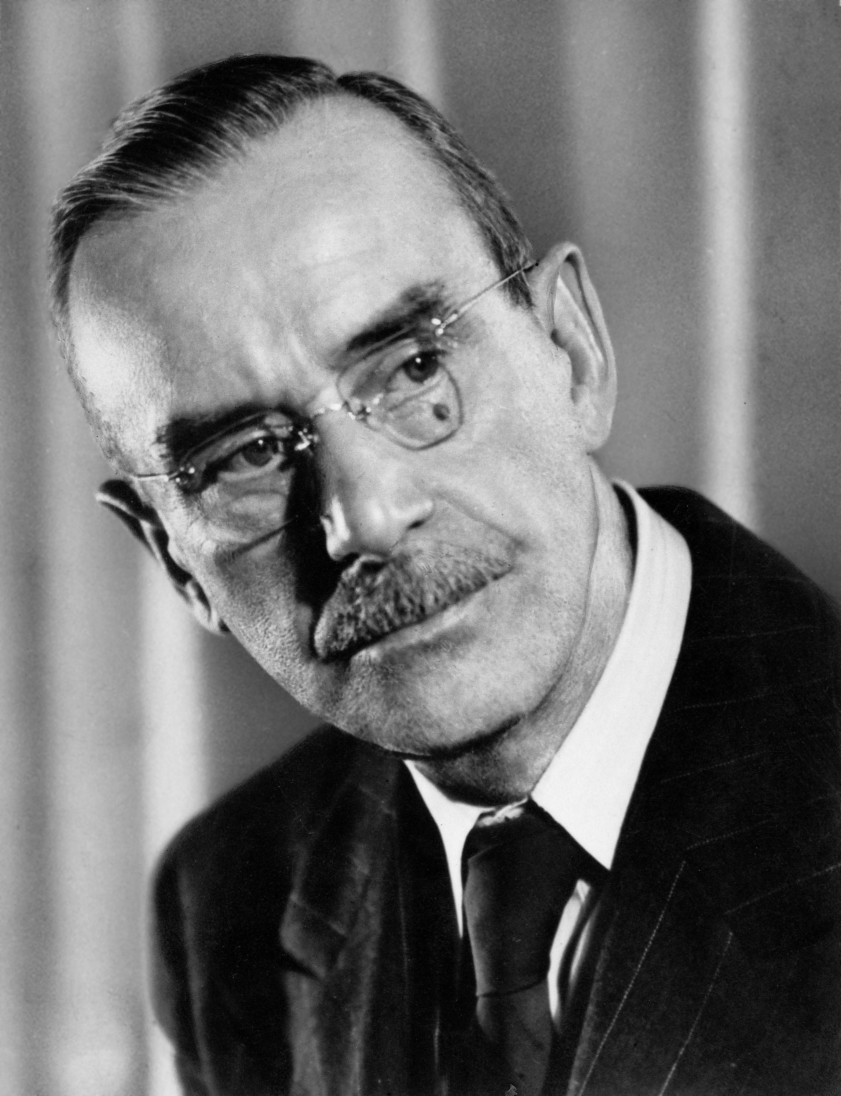 Thomas Mann albert einstein