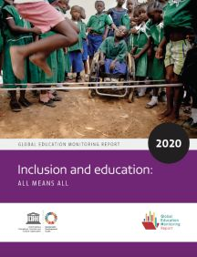 Cover des Global Education Monitoring Reports (GEM) 2020