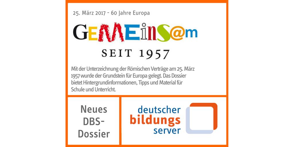 Logo zu 60 Jahre Europa