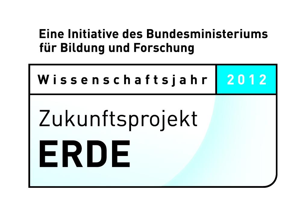 Link zur offiziellen Seite des Wissenschaftsjahres 2012