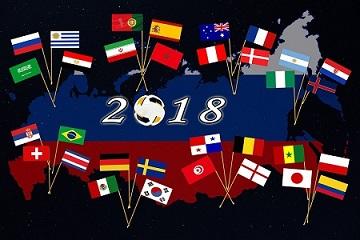 Fußballweltmeisterschaft 2018 - [ Deutscher Bildungsserver ]