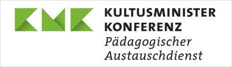 Logo: Pädagogischer Austauschdienst (PAD) des Sekretariats der Kultusministerkonferenz