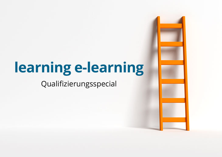 Logo Qualifizierungsspecial learning e-learning