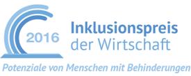 Logo Inklusionspreis der Wirtschaft